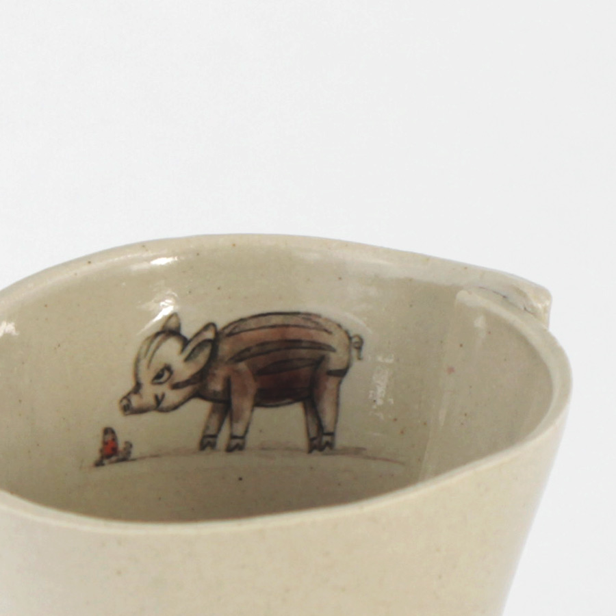 espressobecher-wildschwein-keramik-my-deer-illustrated-ceramics-detail