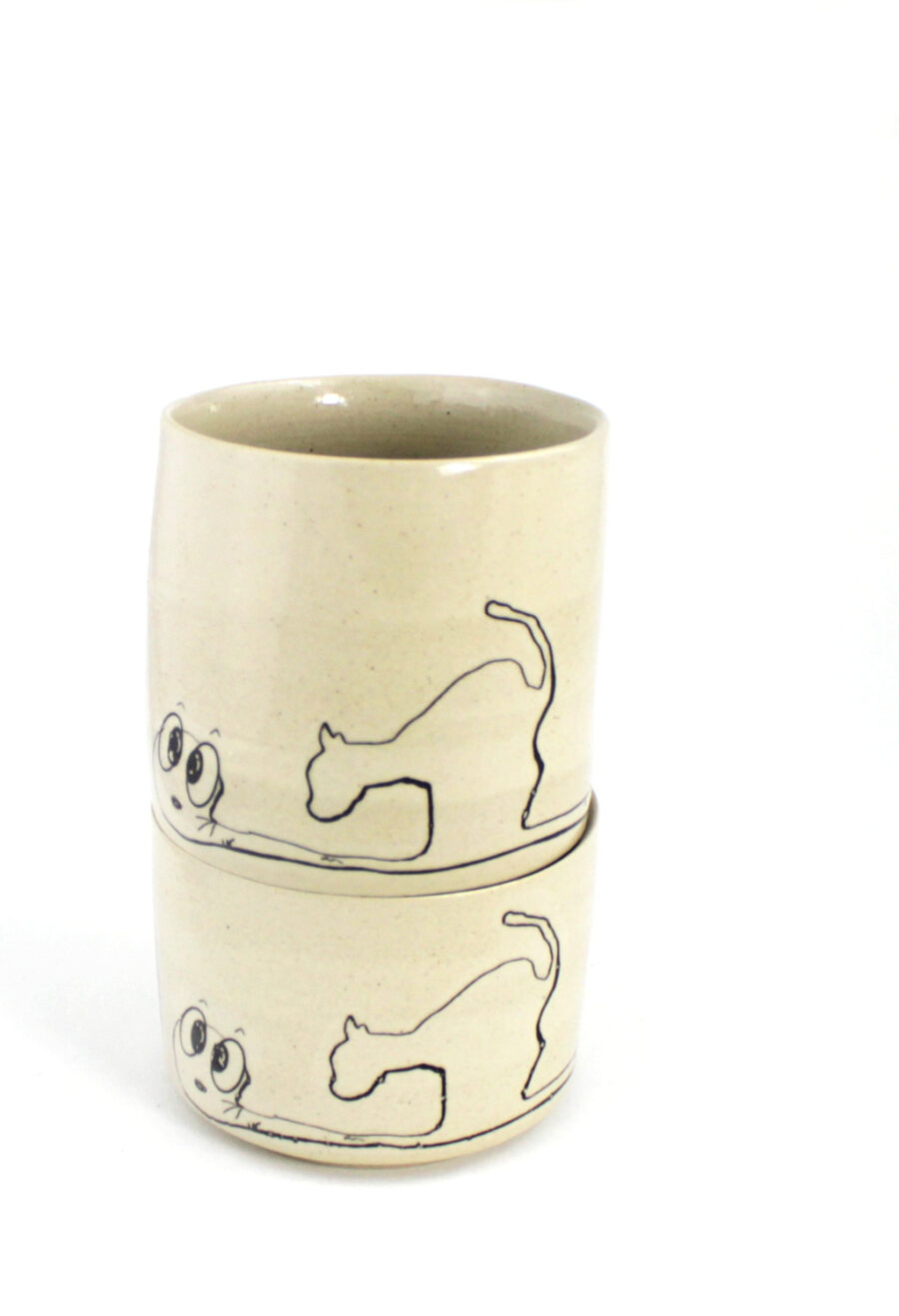 witziges-becherset-keramik-katze-the-worm-ate-nummer-7-katze-my-deer-illustrated-ceramics